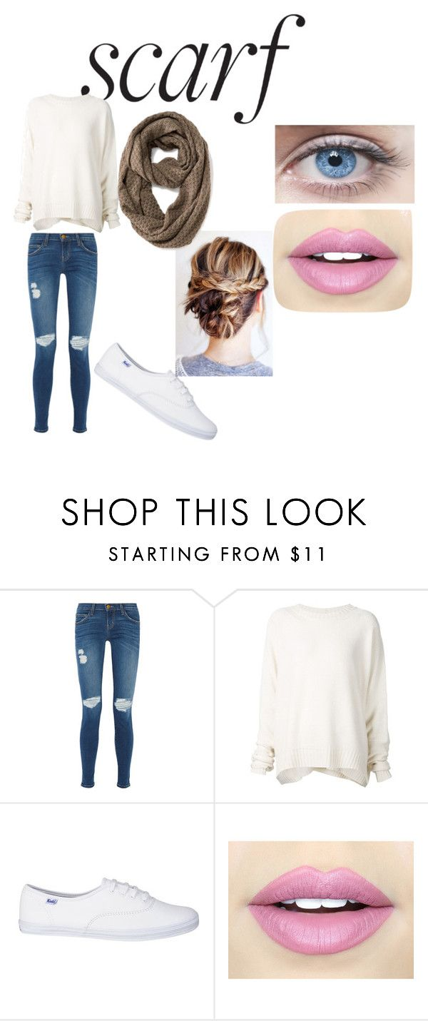 """""""cozy winter"""" by yumenaisenpai on Polyvore featuring Current/Elliott, URBAN ZEN, Fiebiger and Old Navy"""