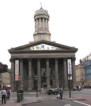 Galería de Arte Moderno de Glasgow.
