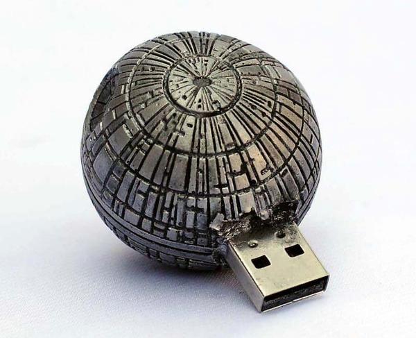 Star Wars Death Star USB Drive
