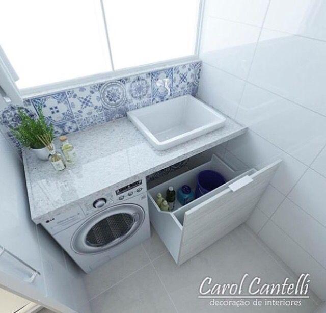 Para pequenas lavanderias