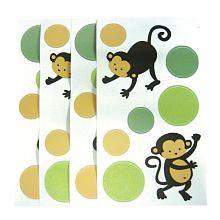 17 Best Images About Mod Pod Monkey Nursery On Pinterest