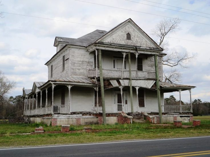 The Carr House For Sale In Wallace North Carolina