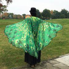 Adults Women's Peacock Wings Dance ...