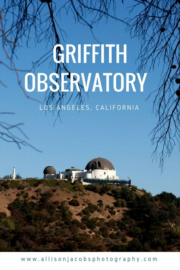 Griffith Observatory in Los Angeles, California Griffith