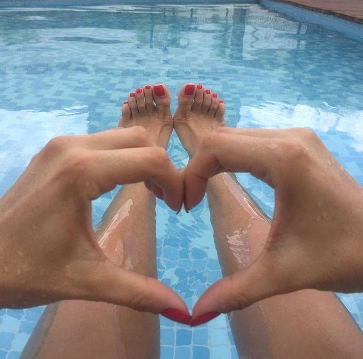 Foot Feet Sexy Feet Beautiful Feet Ayak Oje