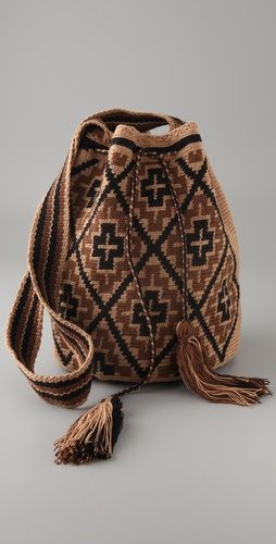 Dream Bag (Wayuu Taya) Love the Style