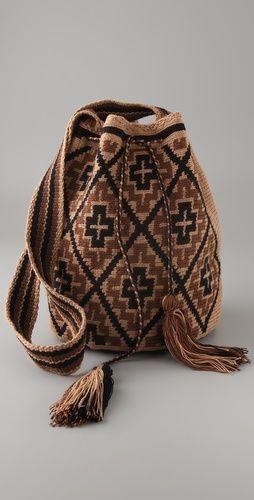 Dream Bag (Wayuu Taya) Love the Style