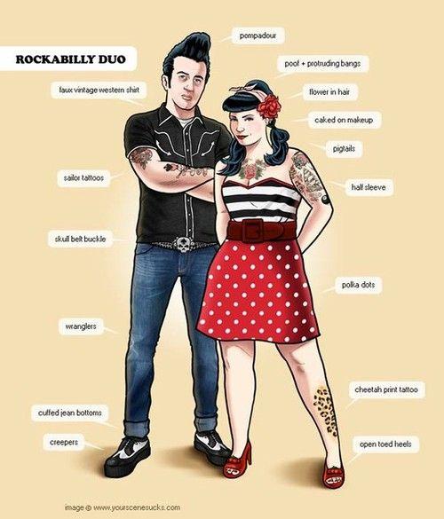 rockabilly duo