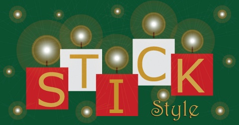 #Christmas @Stickstyle's Home