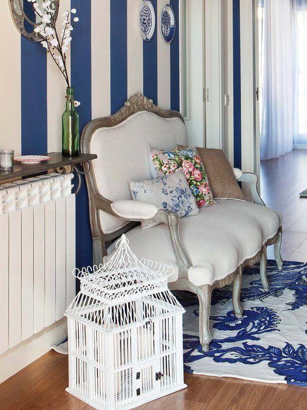 Sofás de estilo Luis XV
