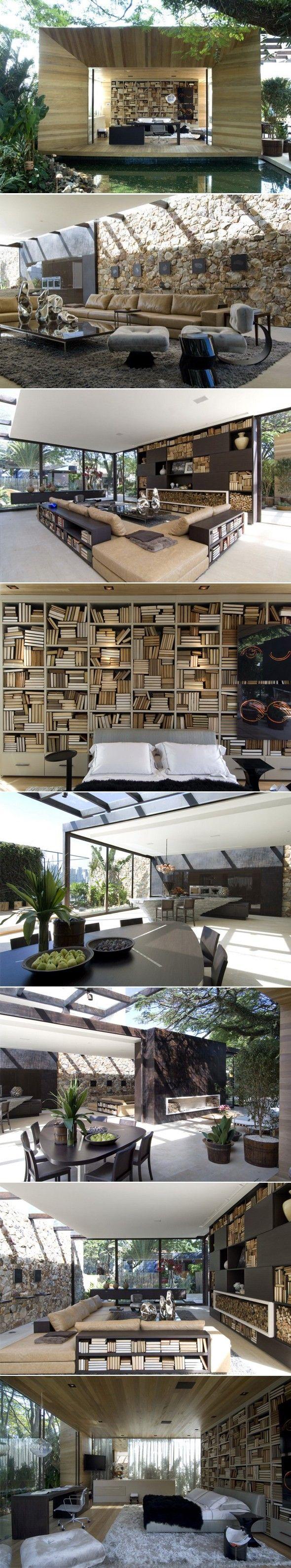 Bungalow grand luxe ouvert sur l'extérieur D'une surface de près de 250 m2, voici un parfait endroit pour s'évader de la frénésie urbaine... La nature est