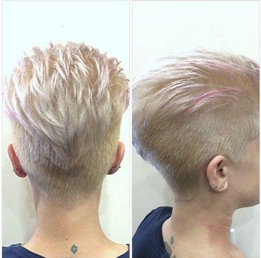 Undercut for Girls - Short Haircuts 2015