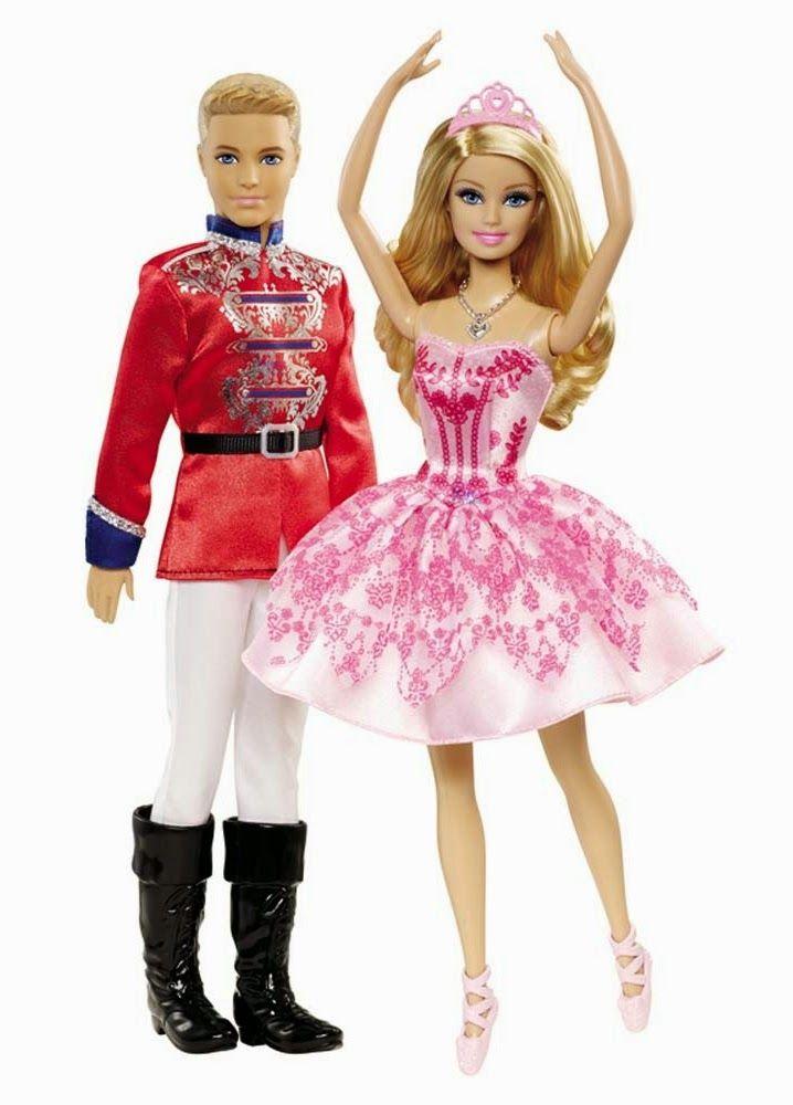 barbie and ken nutcracker   Ken Doll: DVD: Barbie em o Quebra Nozes 2014