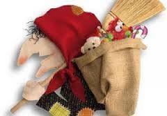 L' Albero di Natale: Dolci per la calza della Befana: Scopette dolci
