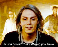 Pin for Later: I Don't Care What Anyone Says, Quicksilver Is the Best X-Men Character of Them All He's Sassy AF