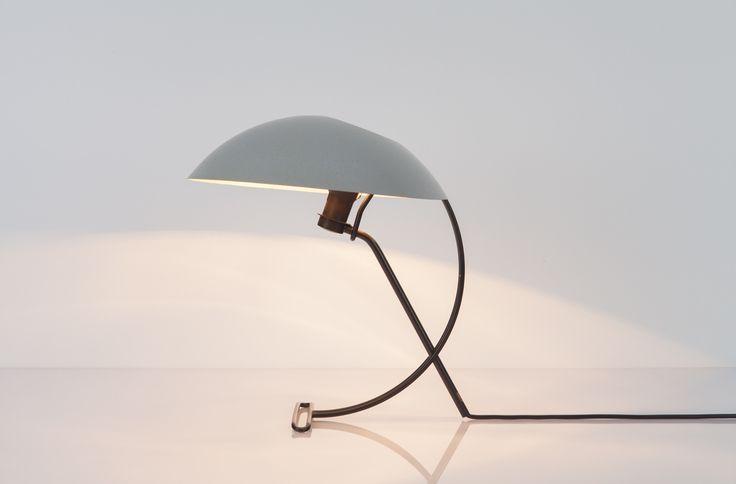 NB100 desk lamp by Louis Christiaan Kalff