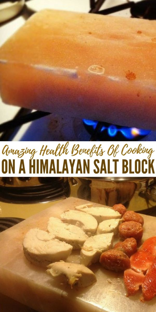 Amazing Health Benefits Of Cooking On A Himalayan Salt Block - A Himalayan salt block include calcium, chloride, iron, magnesium, phosphorus and potassium, and to a lesser extent boron, copper, fluoride, iodine, selenium and zinc — all of which are essential for a healthy body. Check out this article and let me know if you have or will use one.