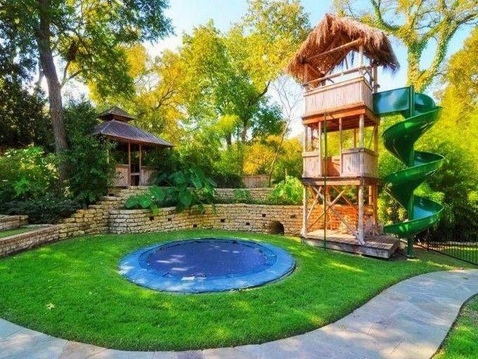 backyard landscaping ideas - Google Search. Para Chucho ... on Dream Backyard Ideas id=53981
