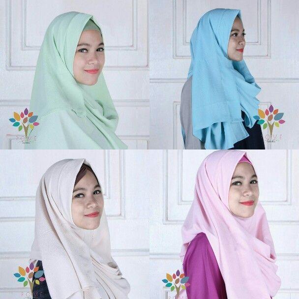 Mother's day promo .. khadijah instant scarf disc 20k .. start 22 des till 31 des 2016.. visit IG @hijapome