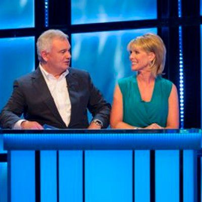 Eamonn Holmes & his presenter wife ruth langsford