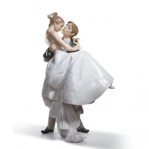 Lladro Wedding Topper
