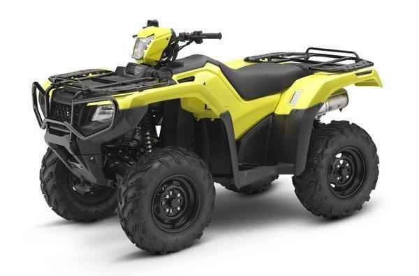 New 2017 Honda FOURTRAX FOREMAN RUB ATVs For Sale in Minnesota. 2017 HONDA FOURTRAX FOREMAN RUB, Independent rear suspension