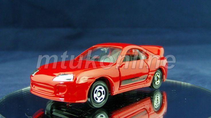 TOMICA 33 TOYOTA SUPRA 1993   1/60   DX CC SET I 1998   SINGLE SPLIT