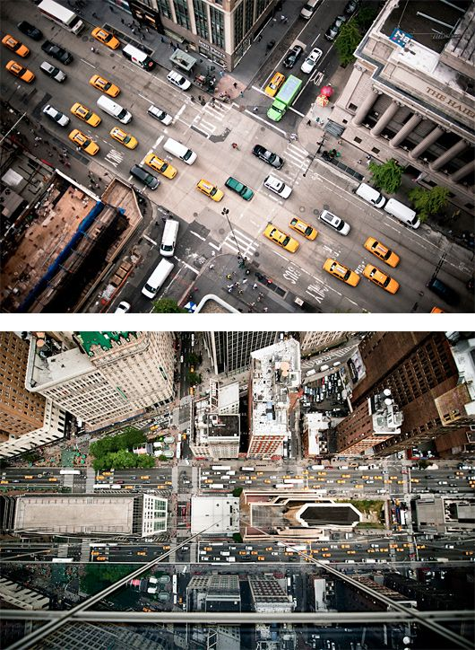 Intersection: Photo Series by Navid Baraty – Inspiration Grid | Design Inspiration