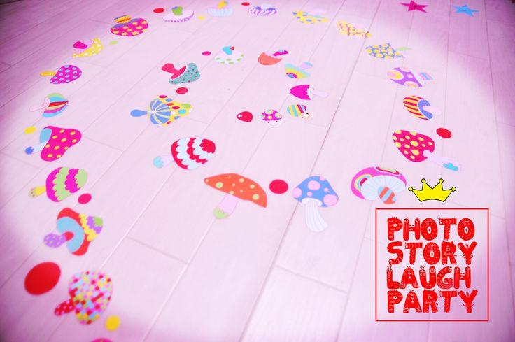 ラフパスタジオの床に大量のカラフルキノコが生えて来たよー!! ラフパ☆チイ手描キノコ♡ つくりましたよーっ♡♡♡ みなさん見に来てくださいねっ♡ キノコとカワイイPHOTO撮影させて下さいませ♡♡♡ ◆ラフパの写真撮影はコチラから◆ http://laughparty.chu.jp/6.html よろしくお願い致します(*'v`*)ゞ #北海道 #江別 #岩見沢 #札幌 #写真館 #フォトスタジオ #美容室 #カワイイ #オシャレ #ヘアアクセサリー #ハンドメイド #百日写真 #誕生日写真...