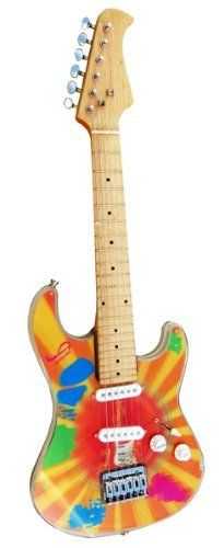 Schoenhut 609OR Electric Guitar, Orange by Schoenhut. $293.99. A great travel instrument for players of all ages. For ages 6 years and up. Arrives ready to play...just plug it in and begin strumming!. Includes a Tuning wrench, pick and extra string. An ideal first guitar for kids. Schoenhut 609OR Electric Guitar, Orange - An ideal first guitar for kids and a great travel instrument for players of all ages. The Schoenhut guitar will arrive ready to play. Just plug it in and ...