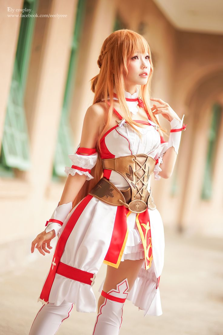 ASUNA - Ely(E子) Asuna Cosplay Photo - Cure WorldCosplay