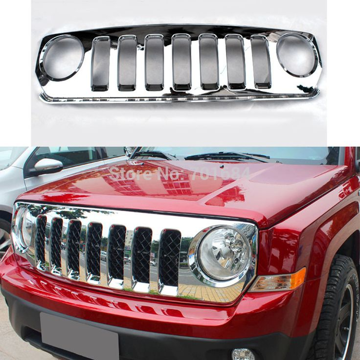 Cheap cover mirror, Buy Quality cover support directly from China cover tank Suppliers: Front Center Frame Grille Grid Guard Trim Cover  For Jeep Patriot  2011 2012 2013 2014 2016 [QP1035]