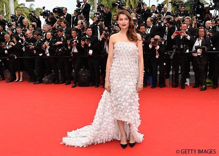 Les plus belles robes de l'ouverture du Festival de Cannes 2014 (Laetitia Casta) | Elle Québec