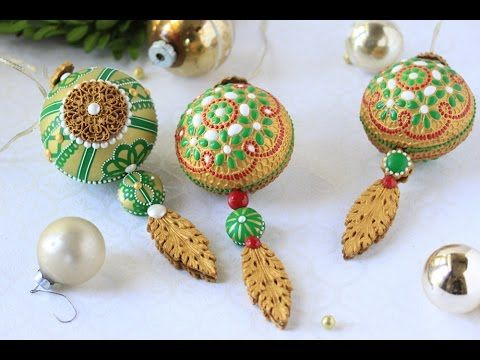 #NEW VIDEO ALERT: How to Make Embossed Christmas Ornament Cookies by Julia M Usher of Recipes for a Sweet Life