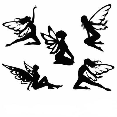 5 Fairies