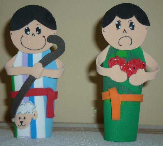 ME ABURRE LA RELIGIÓN: CAÍN Y ABEL.