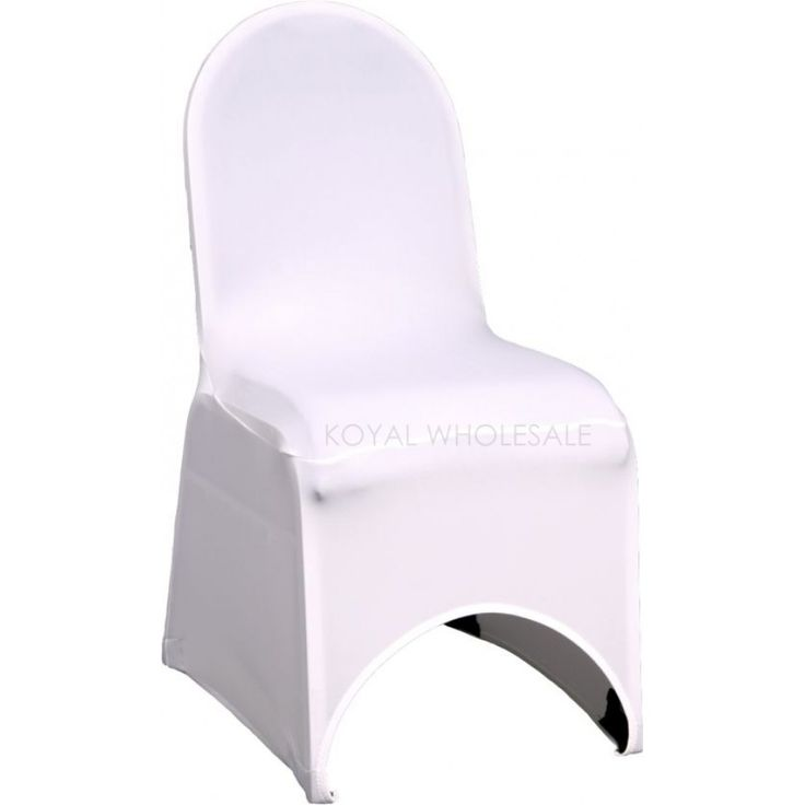 Remarkable Simple But Elegant White Chiffon Wedding Chair Cover And Onthecornerstone Fun Painted Chair Ideas Images Onthecornerstoneorg