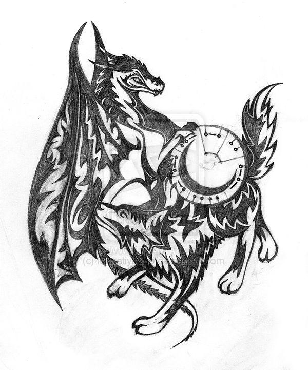 Maori Tattoo Designs Wallpaper: Image Result For Cool Wolf Tribal Tattoo Designs