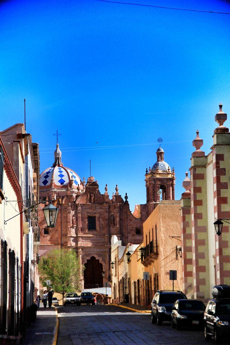 Zacatecas, Mexico. Captura el espiritu autentico de Mexico  http://LaFuente.com