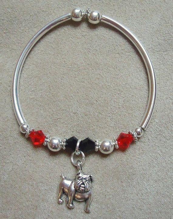 Georgia Bracelet Uga Bracelet Georgia Jewelry By
