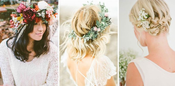 Acconciature da sposa per capelli medi: tutte le pettinature più adatte per long bob e caschetti : Album di foto - alfemminile