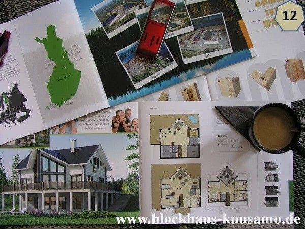 Luxury Vorschlag Blockhaus als Einfamilienhaus Gro z giges Blockhaus am Hang Bebaute Fu bodenfl che m inklusive