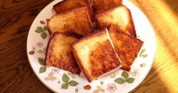 【フライパンで簡単】「キャラメルポップコーンみたいなトースト」にやみつき〜! | クックパッドニュース