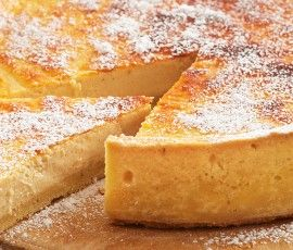 Baked Ricotta Cheesecake: This creamy cheesecake made from fresh ricotta is a real crowd-pleaser. http://www.bakers-corner.com.au/recipes/sweetened-condensed-milk-recipes/condensed-milk-cheesecake/baked-ricotta-cheesecake/