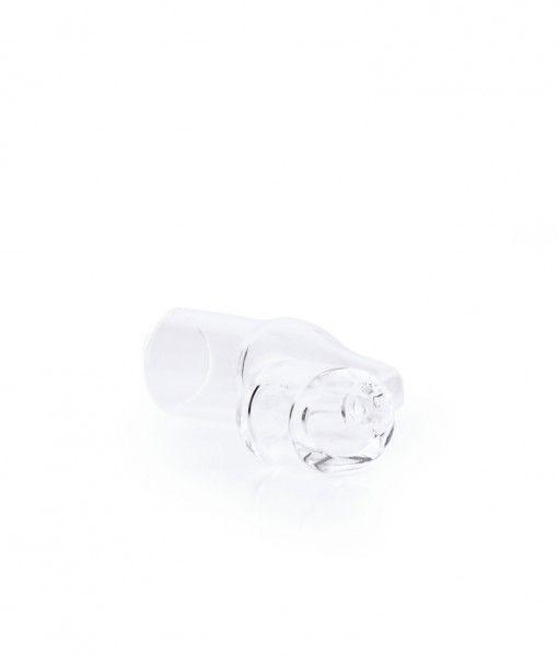 Female Quartz Bucket Domeless Nail $25.00  This female quartz domeless nail will fit on a 14mm male joint. glassondemand.co #clickshipsmoke