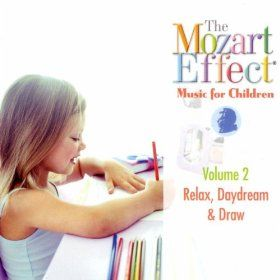 Music for Children, Volume 2: Relax, Dream & Draw