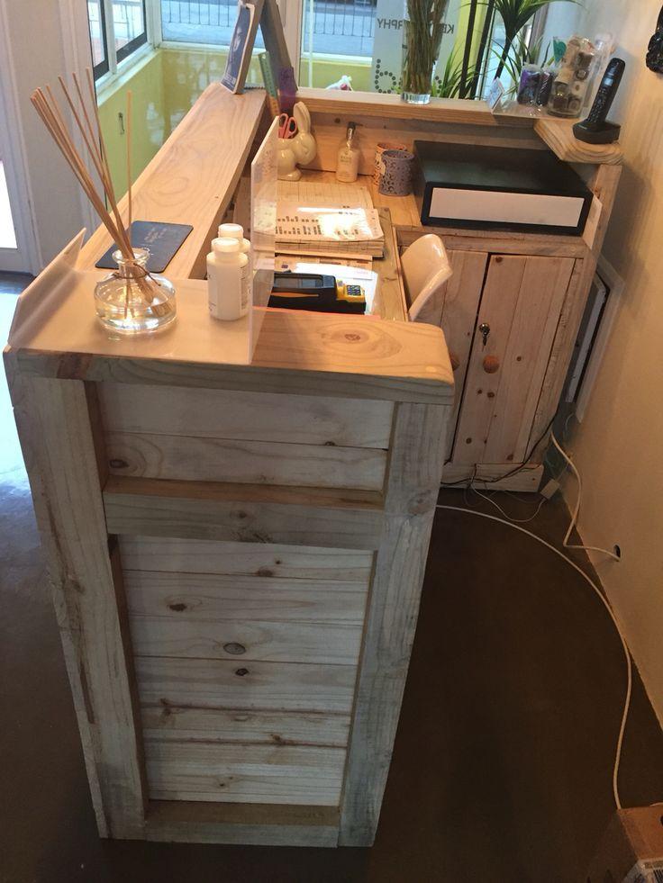 Idea de la paredsita de madera