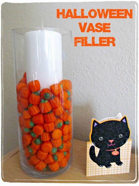 The 25 best ideas about Halloween Vase on Pinterest