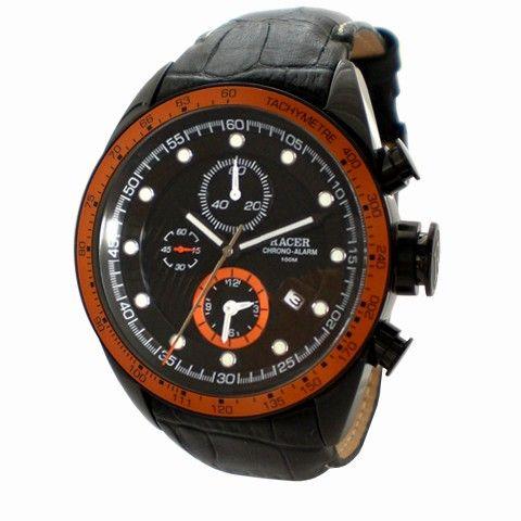 RELOJES RACER Para los amantes de los relojes, la marca Racer será más que una vieja conocida. Desde que en 1987 comenzara la introducción e implantación de la marca Racer en España, Racer siempre ha sido sinónimo de calidad, tradición y evolución de la relojería. http://www.todo-relojes.com/detalle.asp?codigo=5364 #relojesRacer