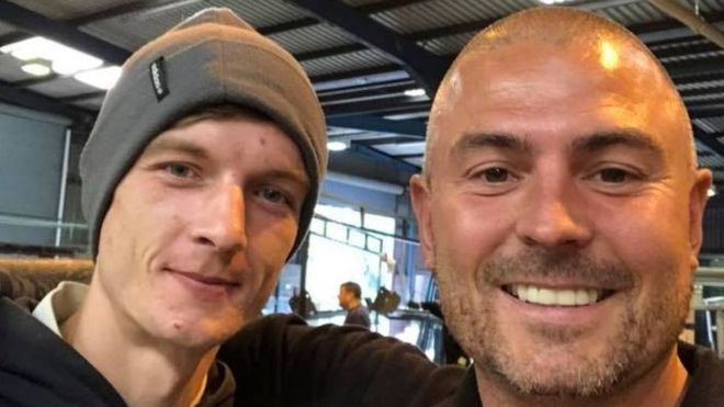 Businessman's on-the-spot job offer to homeless man